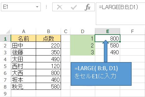 large関数の説明画像