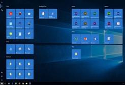 Windows10 スタートメニューは全画面にするべき【絶対】