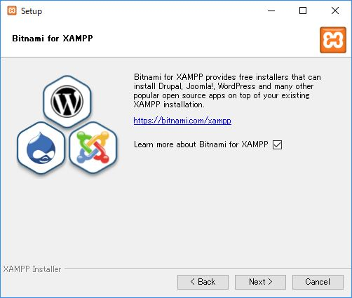 Bitnami for XAMPP