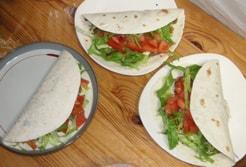 costco tacos コストコでタコスを作る記事のアイキャッチ画像