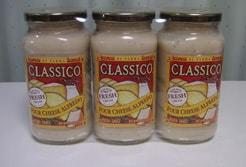 クラシコ・4チーズ・アルフレッドで作る【ほうれん草ベーコンパスタ】