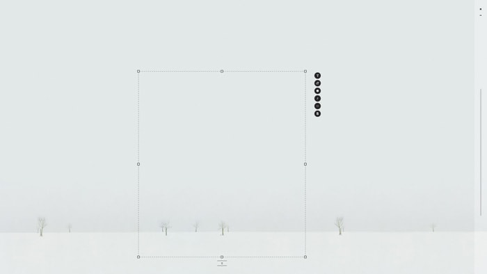 OmmWriterの画面