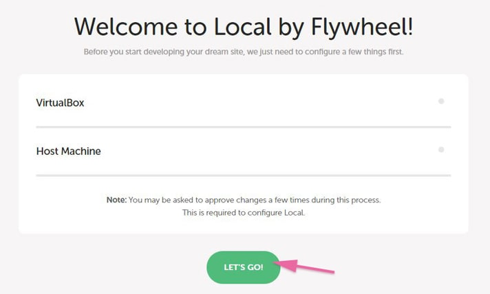 Welcome to Local by Flywheel!