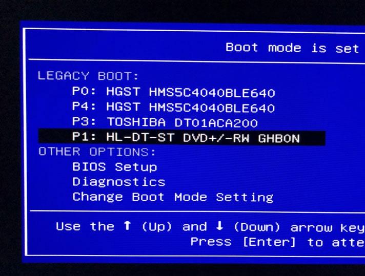 XPS8700のOSクリーンインストール