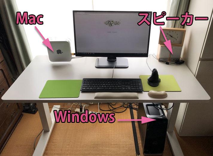 複数のPCで1つのスピーカーを共有する方法